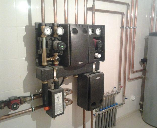 Немецкая компания Meibes - крупный производитель оборудования для отопительных и водопроводных систем.